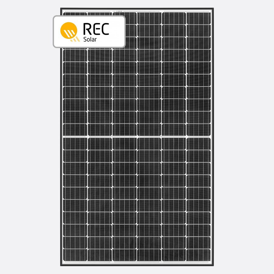 REC TwinPeak2 Mono - Perth Solar Warehouse