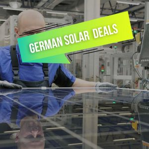 German Solar Deals