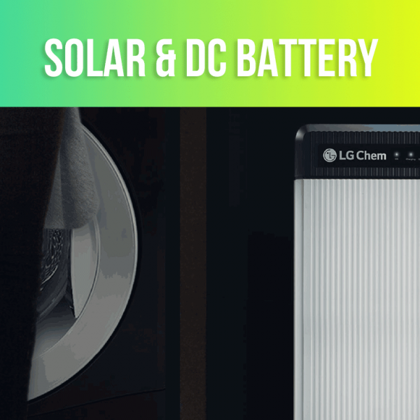 DC Coupled Battery Solar Systems Deals