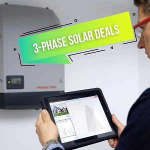Three-Phase Solar Deals