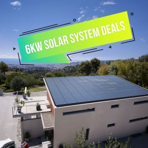 6kW Solar System Deals Featured Image