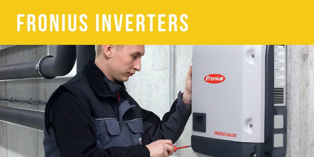 FRONIUS INVERTER SPECIALS by Perth Solar Warehouse