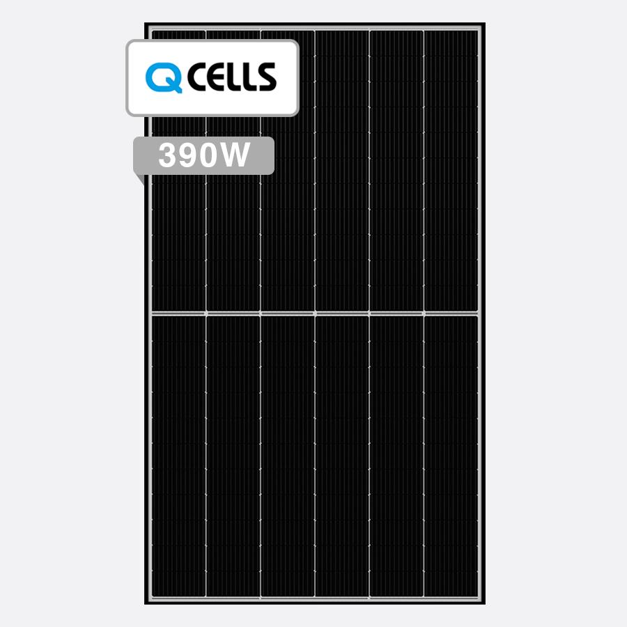 17 x QCells 390W Q.Peak DUO ML-G9 - Hybrid Solar Deals