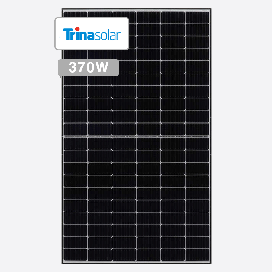 18 x Trina 370W Honey M for German Solar System Deals by Perth Solar Warehouse
