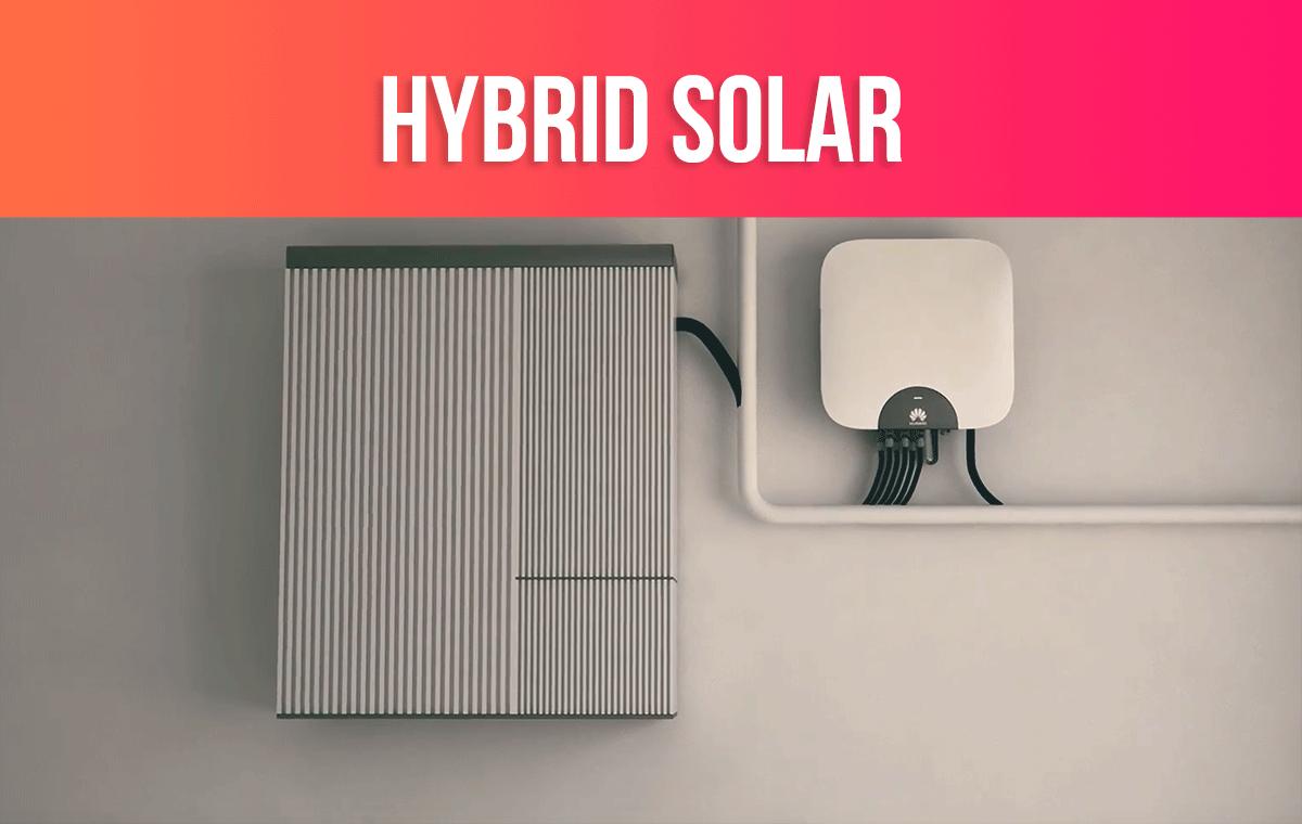 Hybrid Solar System Deals