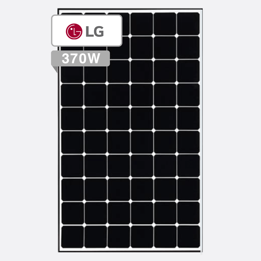 LG NeON R Solar Panel by Perth Solar Warehouse