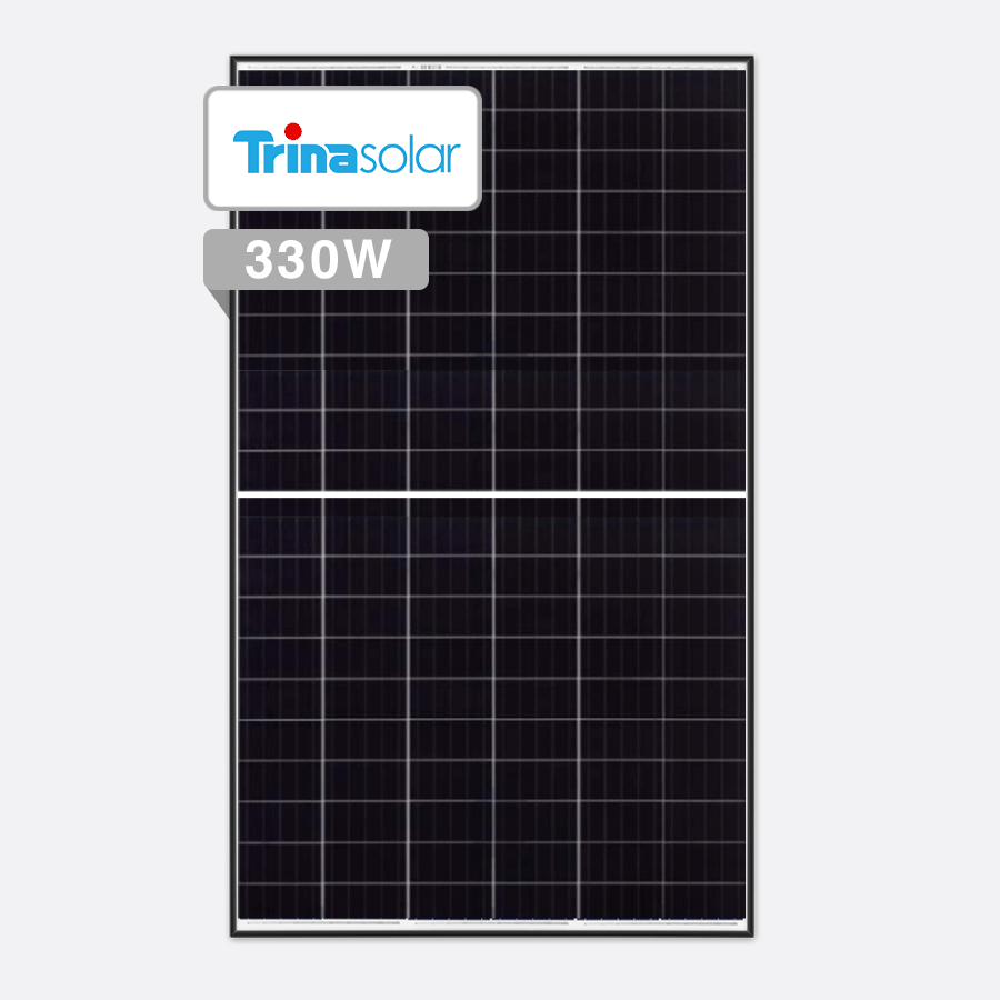 Trina Mono 330W Solar Panels by Perth Solar Warehouse