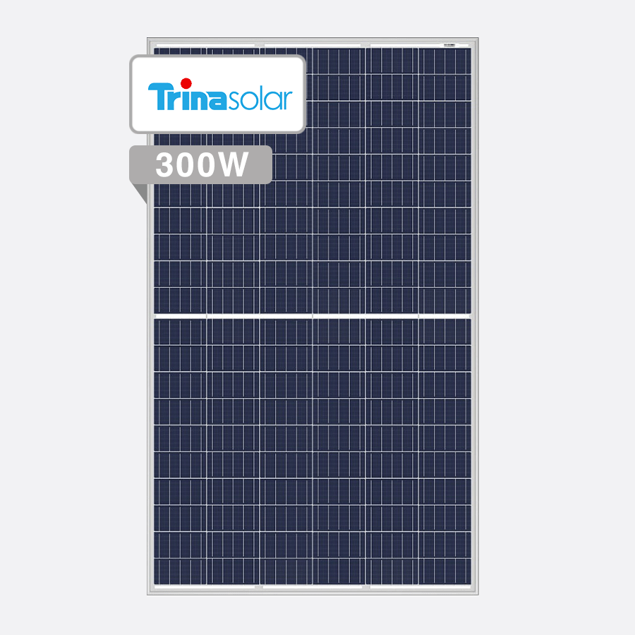 Trina Poly SplitCell Solar Panels by Perth Solar Warehouse