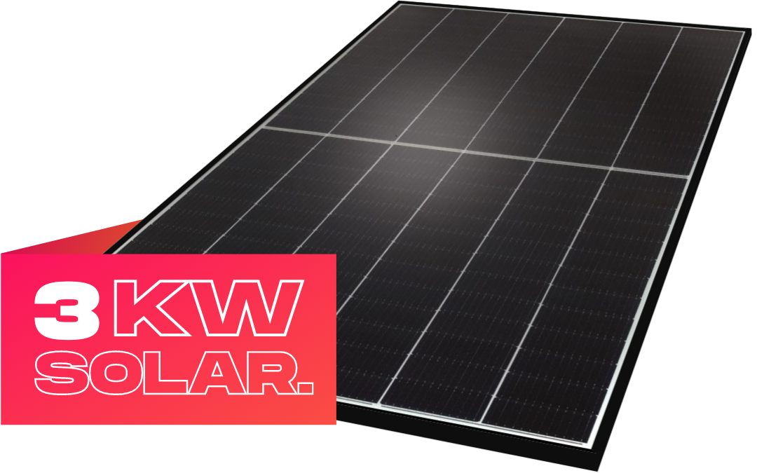 3 kW Solar Deals by Perth Solar Warehouse