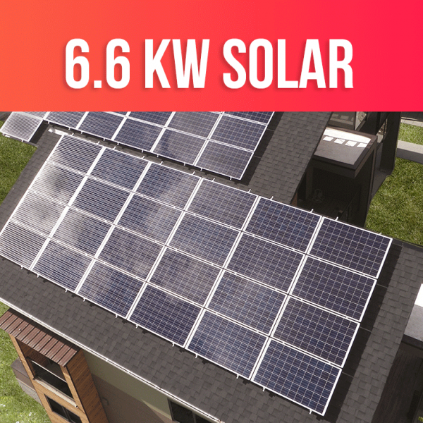 6.6kW Solar System Deals