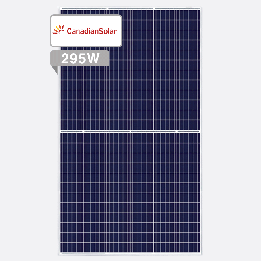 Canadian Poly Solar Panel By Perth Solar Warehouse