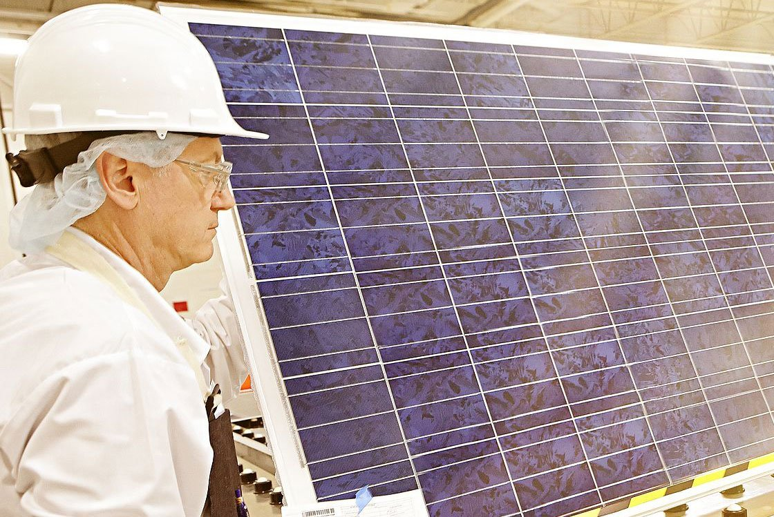Canadian Solar Panels Perth Solar Warehouse