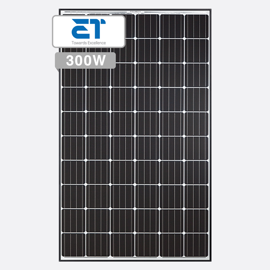 ET Mono Solar Panels by Perth Solar Warehouse