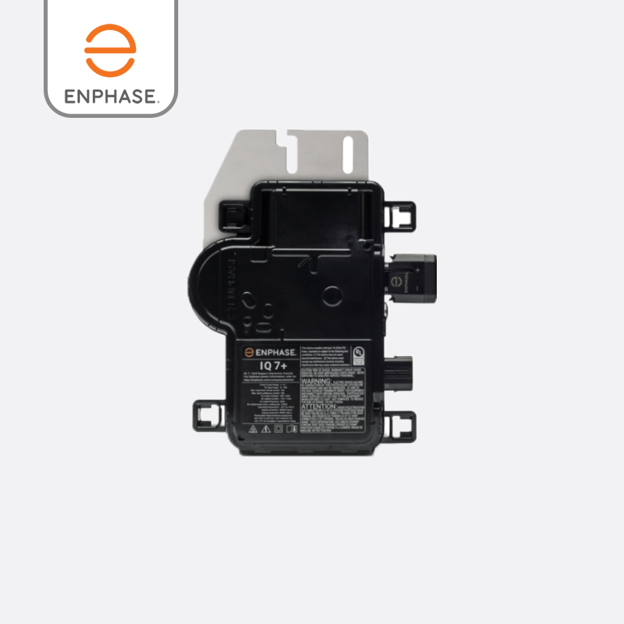 Enphase iQ7 (custom package) for 10kW Solar Deals