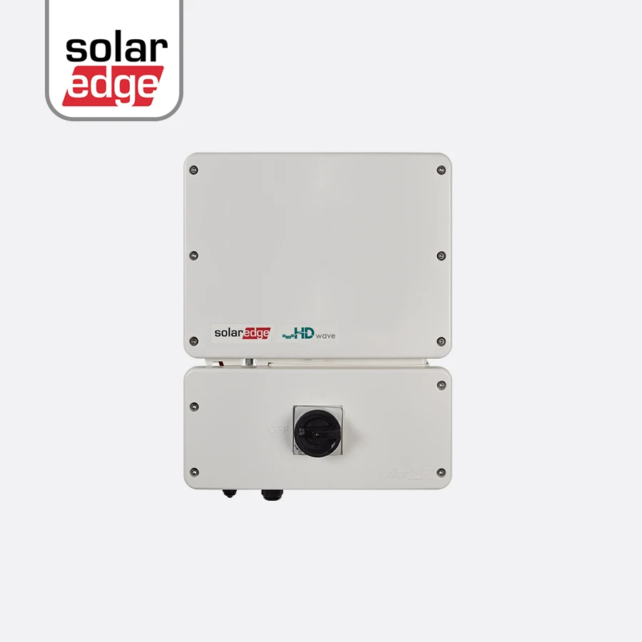 SolarEdge HD Wave Inverters - 3kW Solar Deals