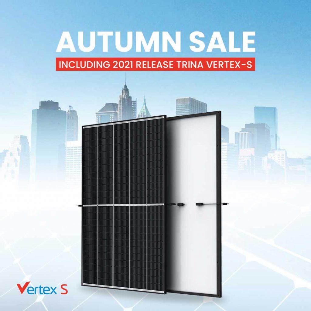 Summer Sale Trina Vertex S by PSW Energy