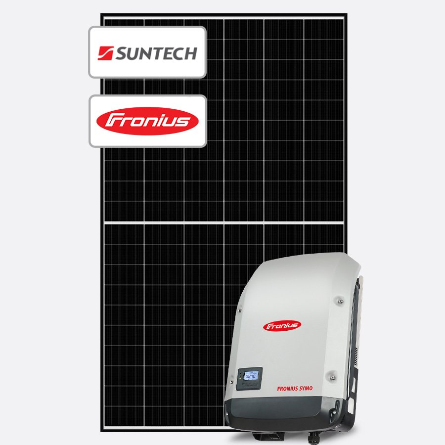 Suntech & Fronius Solar System by Perth Solar Warehouse