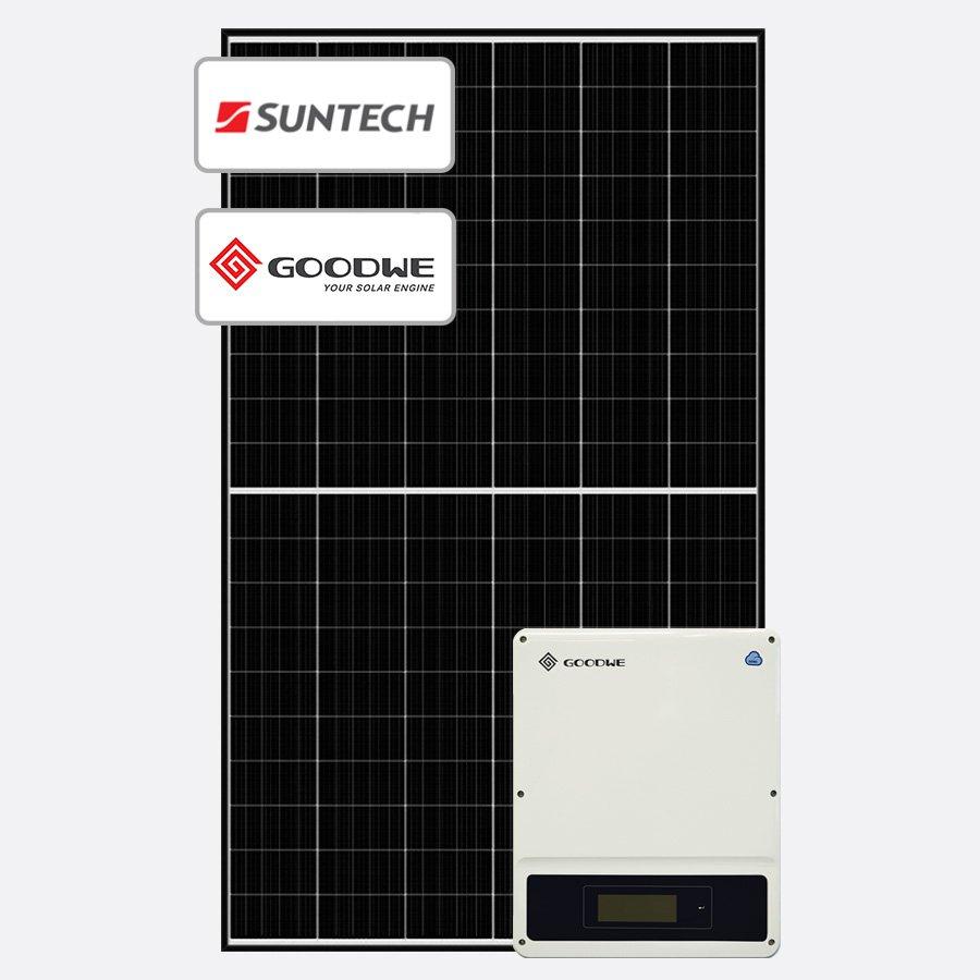 Suntech & Goodwe Solar System by Perth Solar Warehouse
