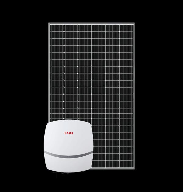 Suntech & SAJ Solar System by PSW Energy