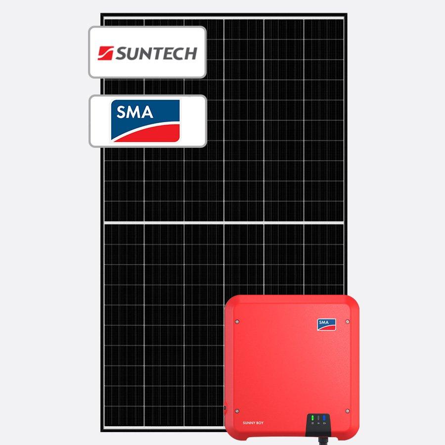 Suntech & SMA Solar System by Perth Solar Warehouse