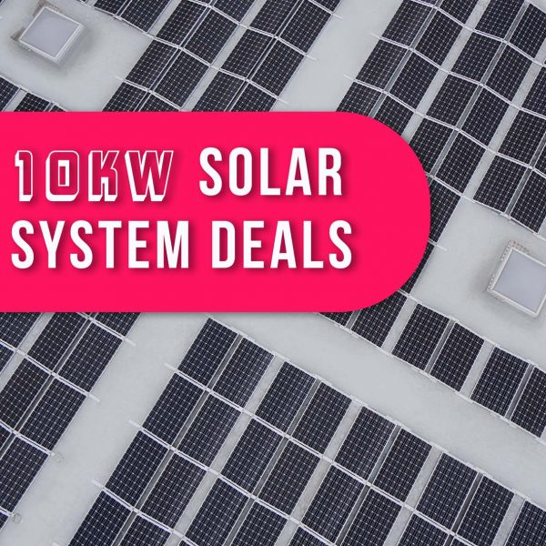 10kW Solar System Deals