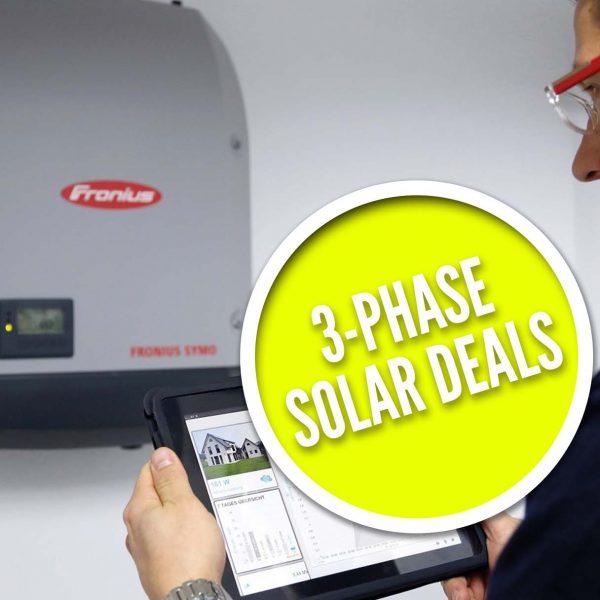 3-Phase Solar Deals