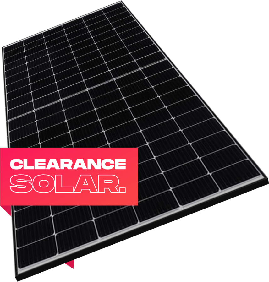 Clearance Solar System Deals