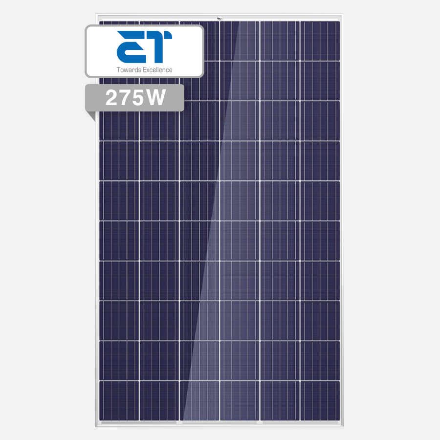 ET Poly Solar Panels by Perth Solar Warehouse