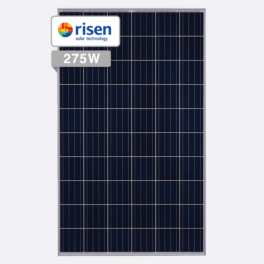 Risen Poly 275W - Perth Solar Warehouse