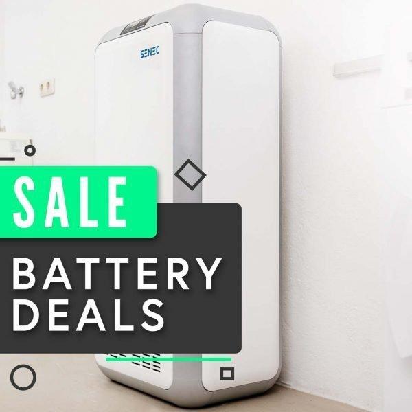 Solar Battery System Deals