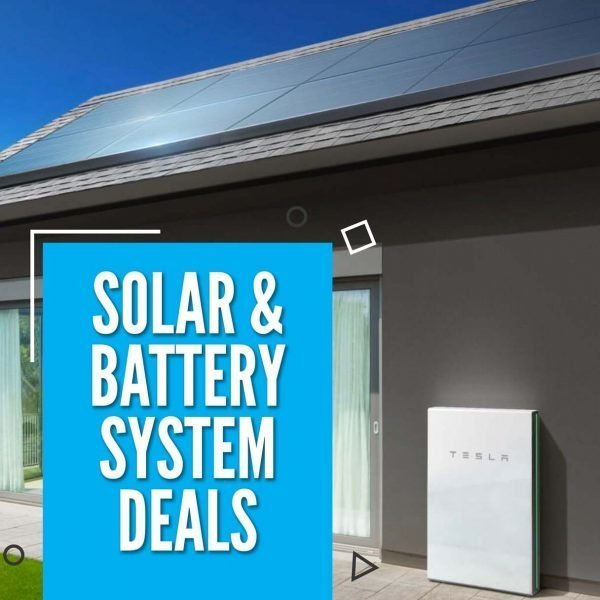 Solar With DC Coupled Battery System Deals