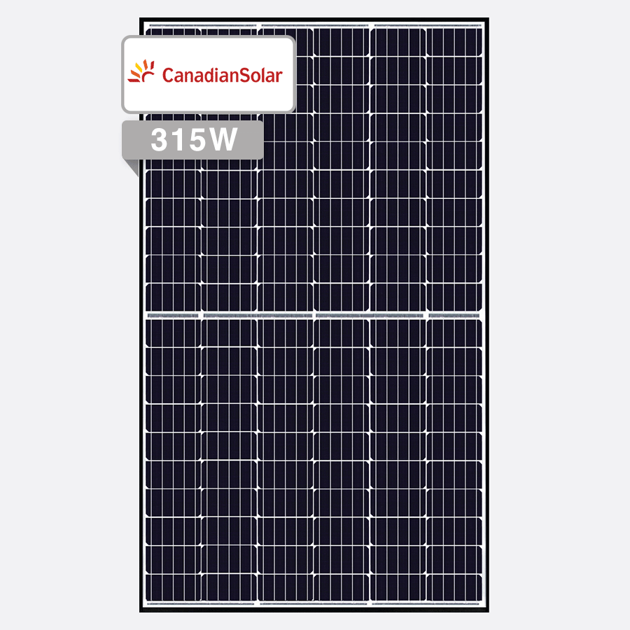 Canadian Solar CS3K KuPower by Perth Solar Warehouse