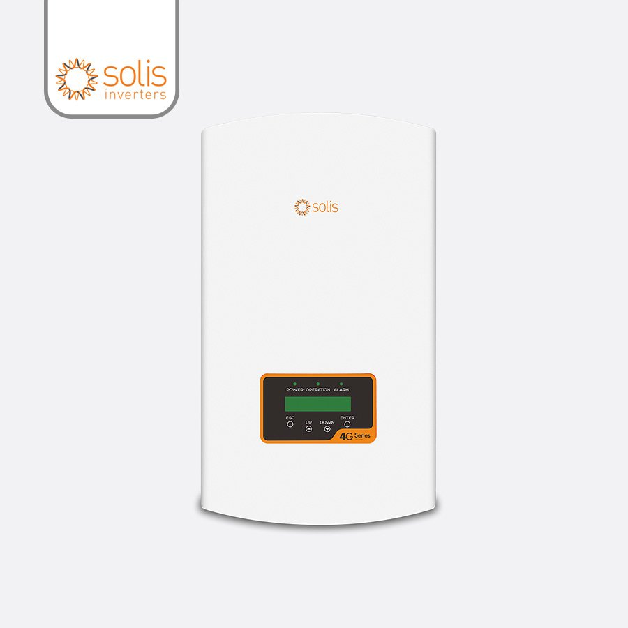 Solis 4G Three Phase Inverter by Perth Solar Warehouse