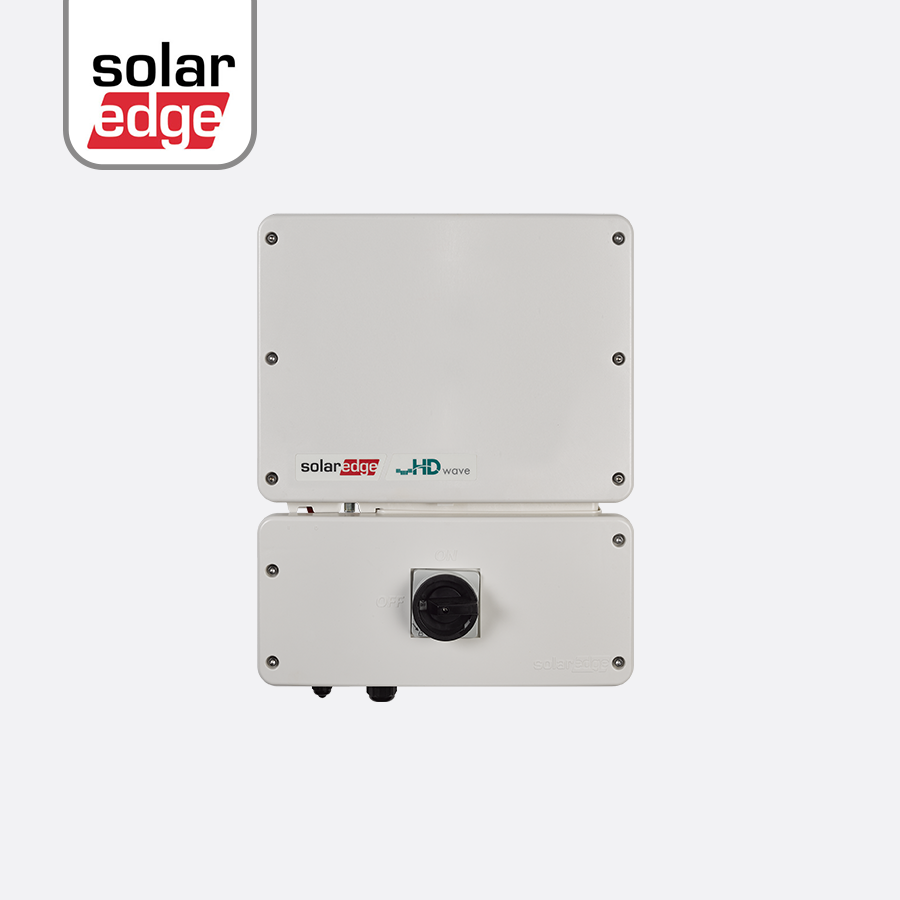 SolarEdge HD-Wave inverter by Perth Solar Warehouse