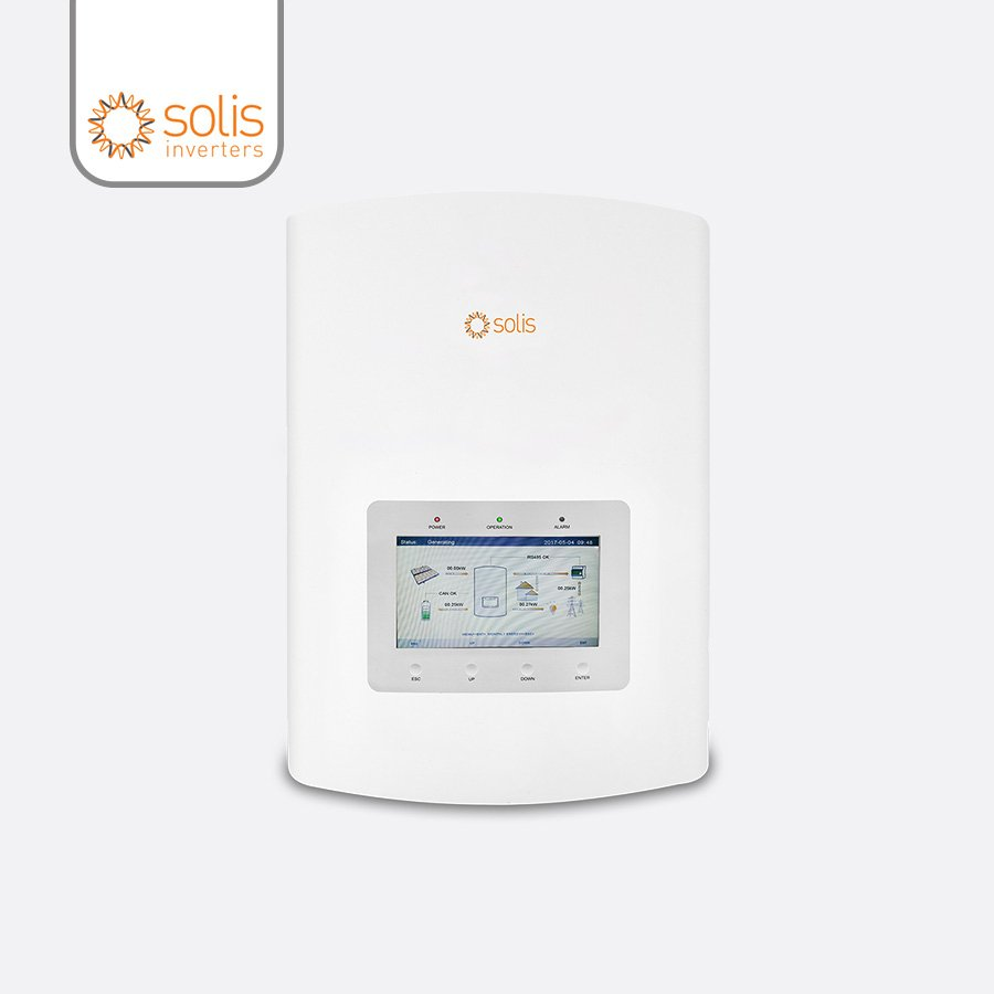 Solis Hybrid Inverter by Perth Solar Warehouse