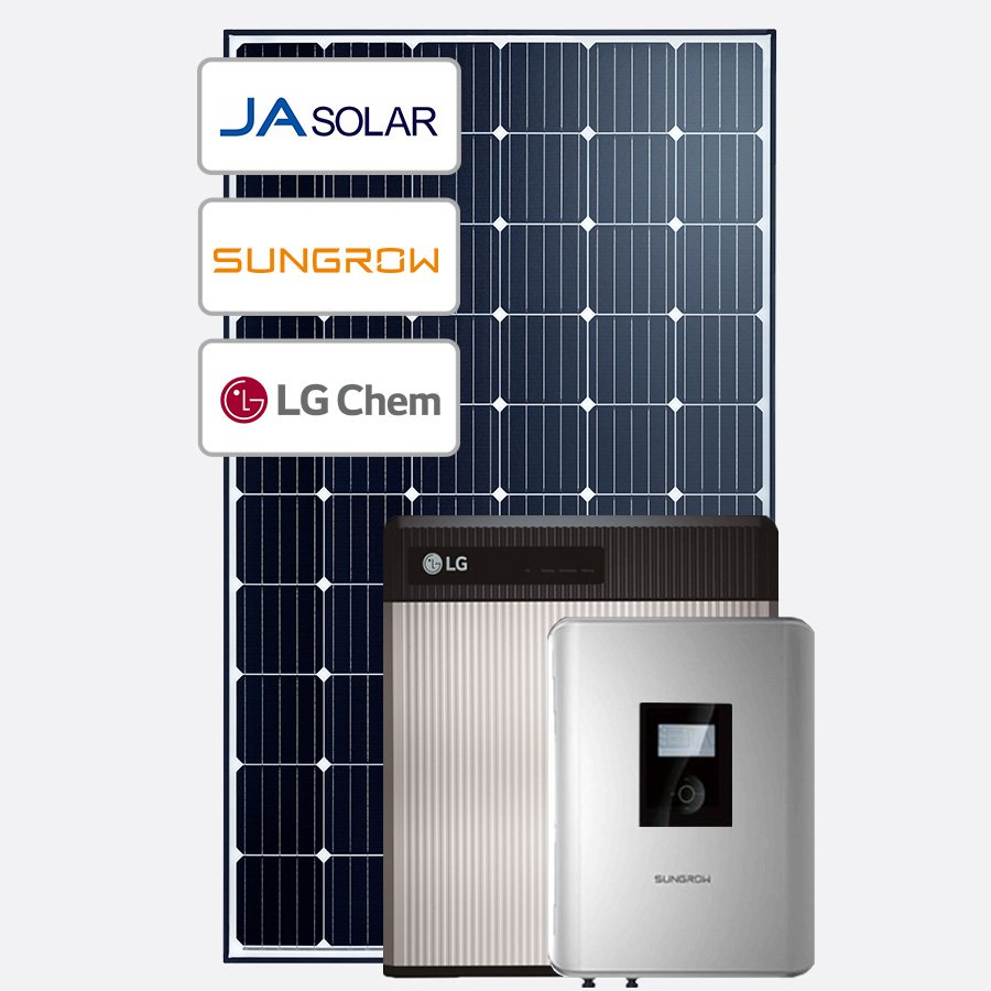 6.6kW Solar and battery mega deal