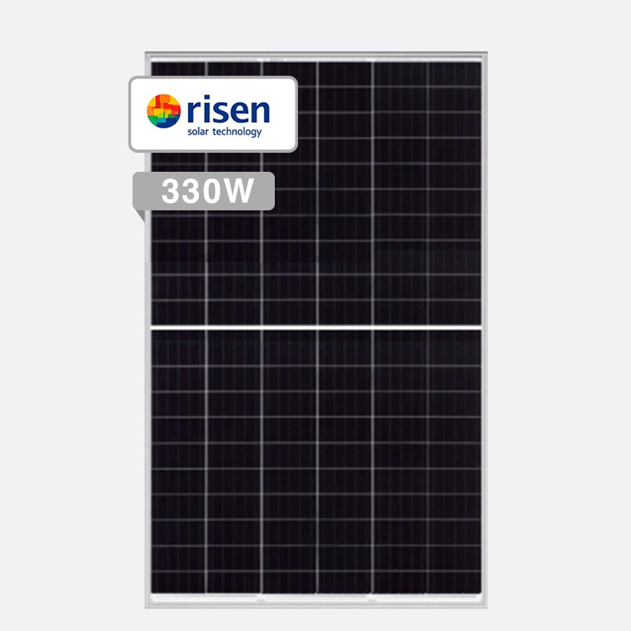 Risen Jager 330W Solar Panels by Perth Solar Warehouse