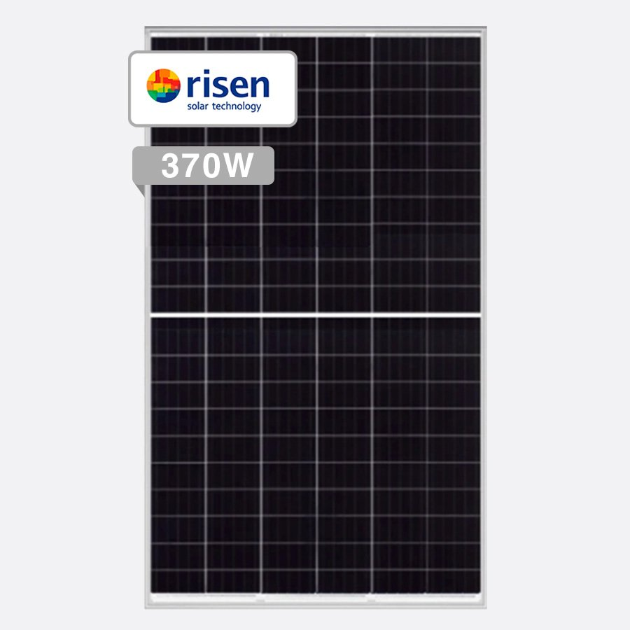 Risen Jager 370W Solar Panels by Perth Solar Warehouse