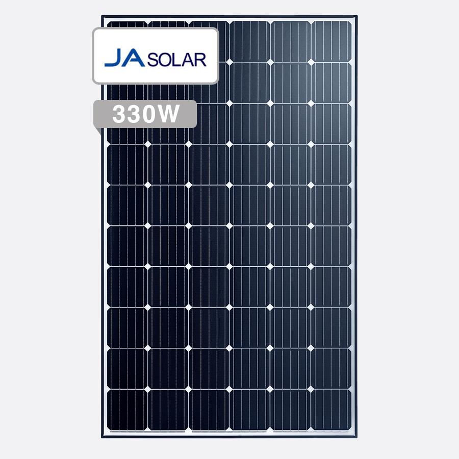 JA 330W mono solar panel