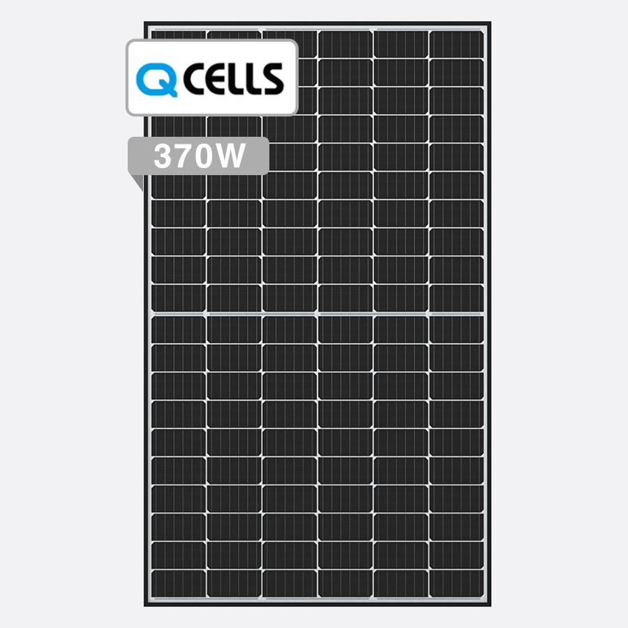 QCells Q.Peak DUO G6 370W Solar Panels Perth Solar Warehouse