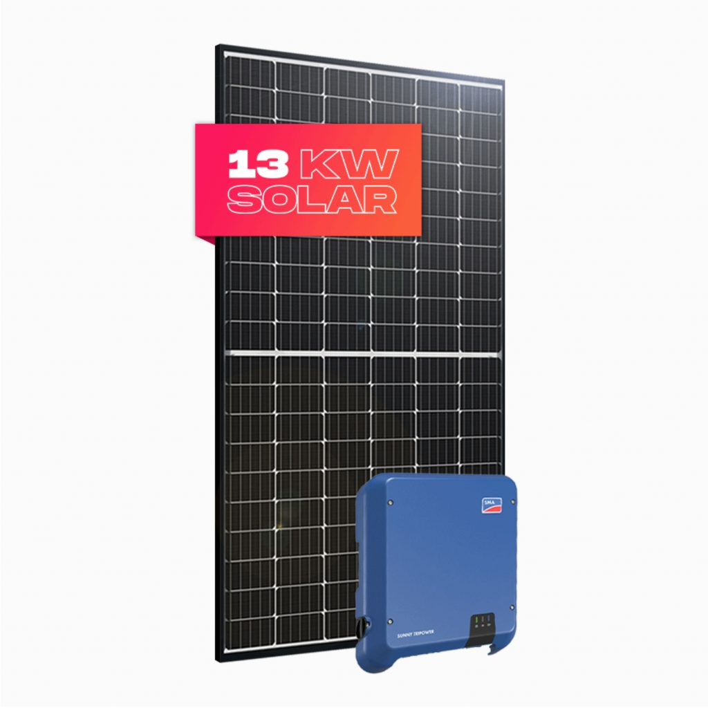 13kW Solar Deals by Perth Solar Warehouse