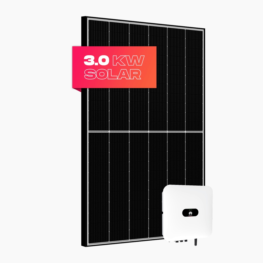 3kW Bunbury WA by Perth Solar Warehouse