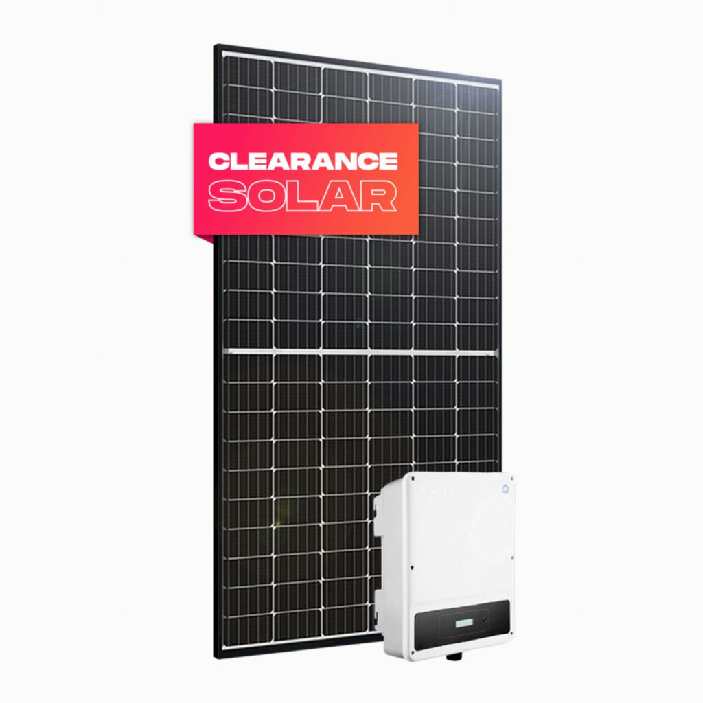 Clearance Solar Deals by Perth Solar Warehouse