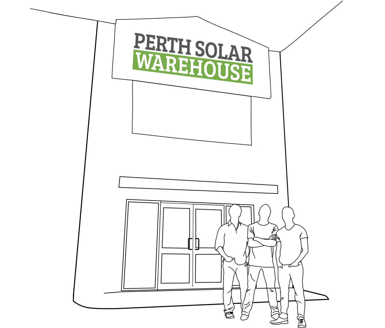 Perth Solar Warehouse - Solar Power Bunbury WA