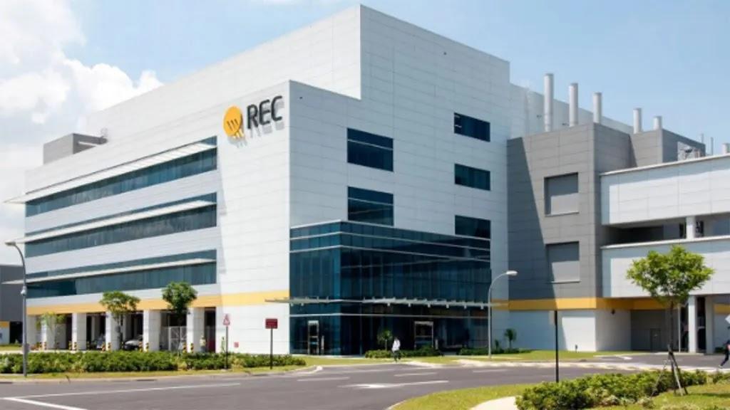 REC Solar Panels Headquarters By Perth Solar Warehouse