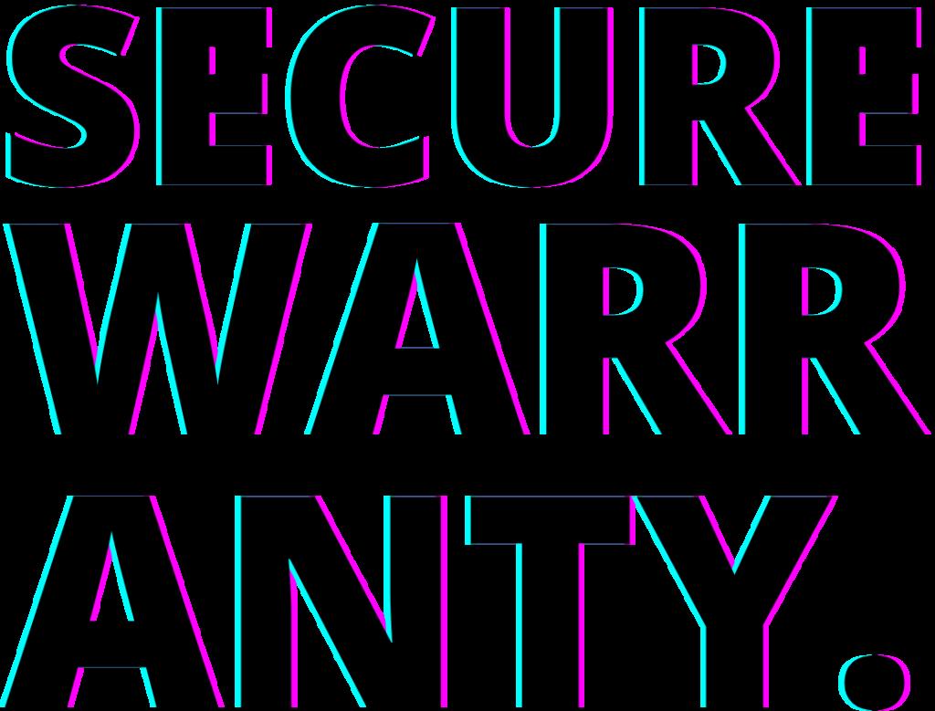 Secure Warranty