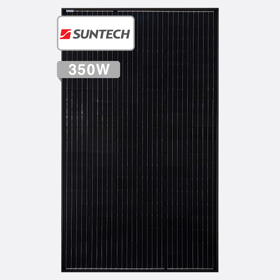 Compare Suntech 350W Black Panels by Perth Solar Warehouse