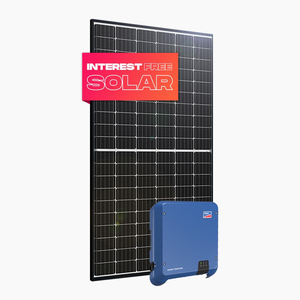 Interest-Free Solar Deals